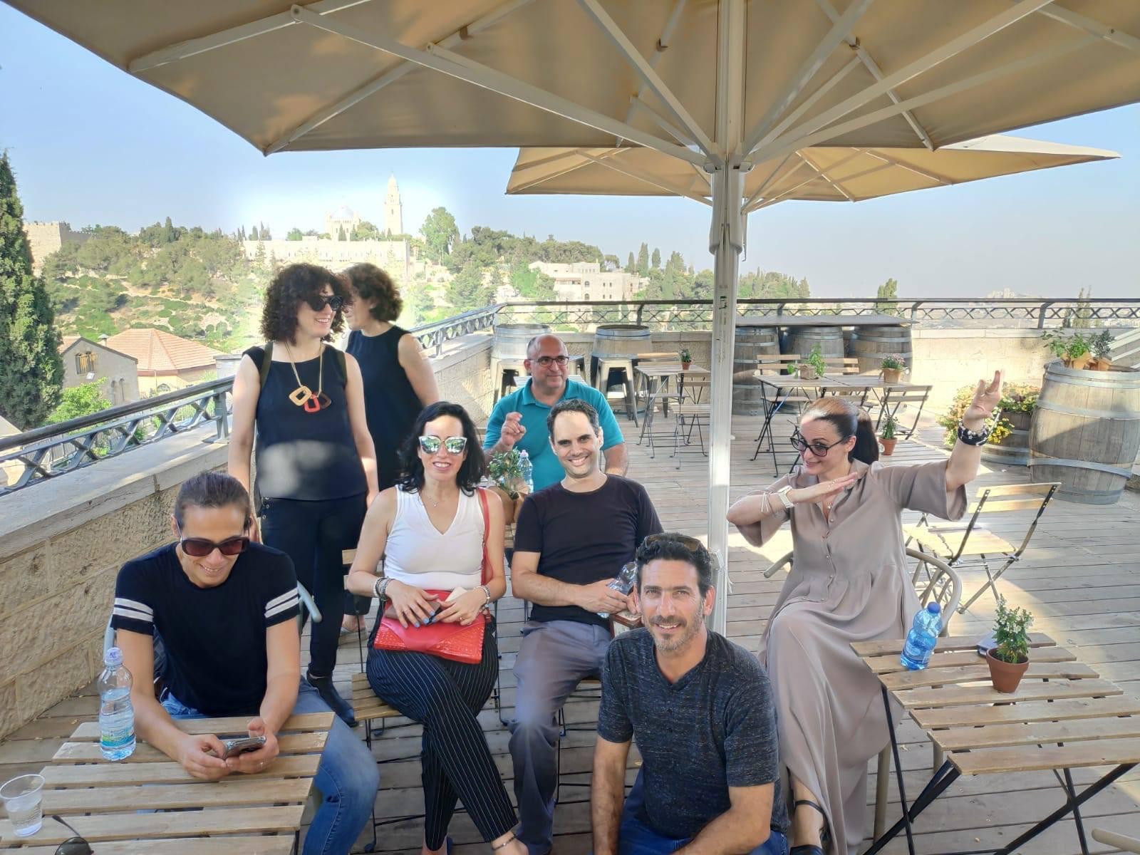 פארק בריחה בירושלים
